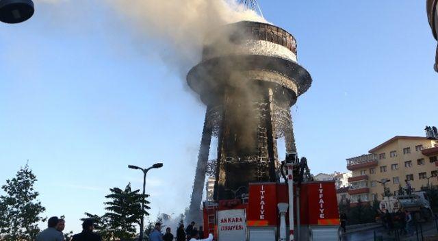 Ali Kuşçu Gökbilim Merkezi'ndeki yangında sabotaj izi