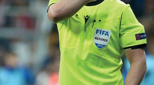 Andorra-Türkiye maçını Ivan Kruzliak yönetecek