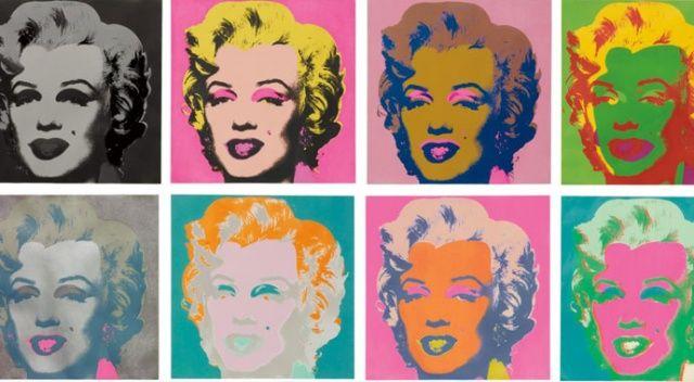Andy Warhol sergisi geliyor