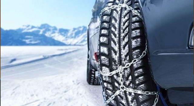 Araç sahipleri dikkat! Zorunlu kış lastiği uygulamasıyla 'denetim' başladı