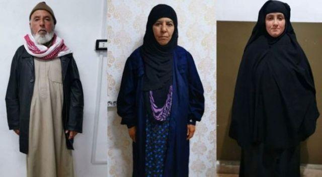 Bağdadi'nin ablası Azez'de yakalandı