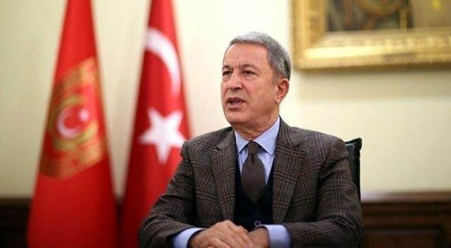 Bakan Akar: YPG/PKK terör örgütü ABD ve Rusya ile anlaşmaları ihlal ederek bölgeden çekilmedi