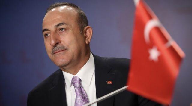 Bakan Çavuşoğlu: ABD çok açık bir şekilde YPG/PKK'ya destek vermiştir