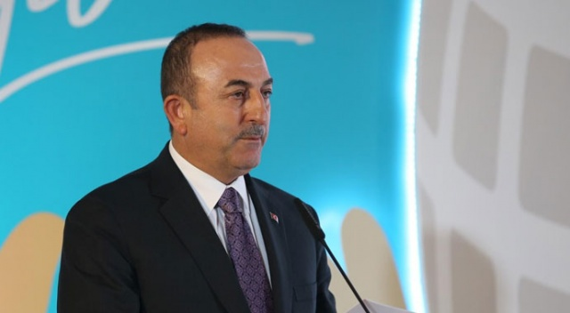 Bakan Çavuşoğlu: Fransa ve  İsrail YPG devleti için başı çekiyordu