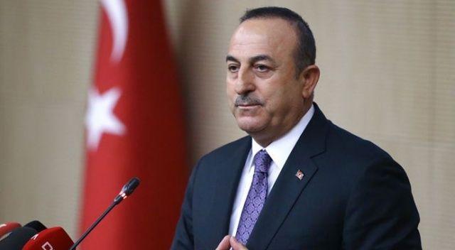 Bakan Çavuşoğlu'ndan ABD'nin 'Batı Şeria' kararına sert tepki