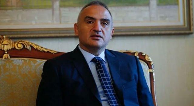 Bakan Ersoy'dan Haluk Bilginer'e kutlama