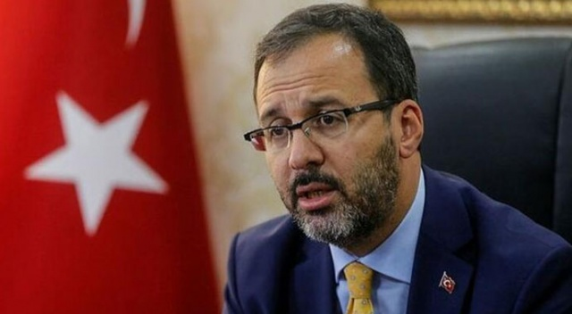 Bakan Kasapoğlu'dan EURO 2020 kura değerlendirmesi
