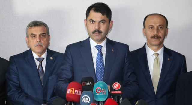 Bakan Kurum açıkladı: Arnavutluk'a 500 tane konut yapıyoruz