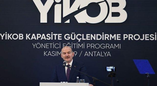 Bakan Soylu: 'Hangi terör örgütü varsa ezer geçeriz'