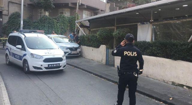 Beyoğlu'nda kahvehaneye silahlı saldırı: 1 yaralı