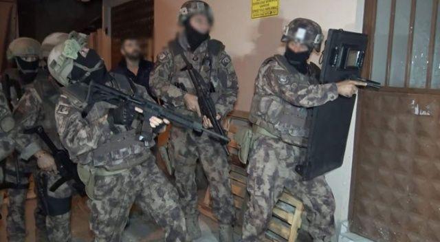 Bursa'da suç makinelerine operasyon: 151 kişi yakalandı