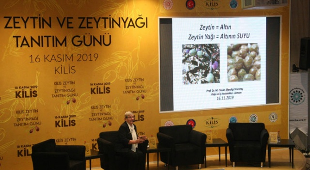 Canan Karatay: 'Zeytin altındır, zeytinyağı da altının suyudur'