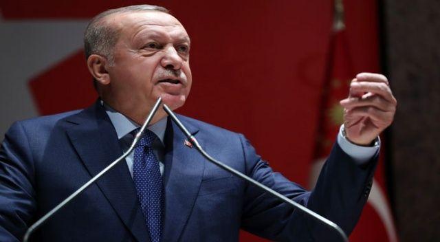 Cumhurbaşkanı Erdoğan: '2020 faizlerin çok daha düştüğü bir yıl olacak'