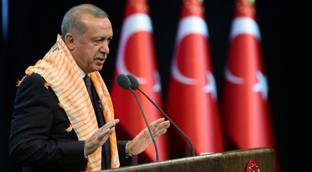 Cumhurbaşkanı Erdoğan'dan büyük müjde: Talimatı verdim