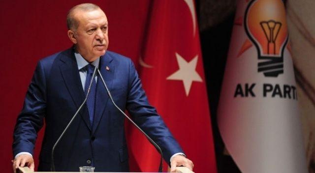Cumhurbaşkanı Erdoğan: 'Mecliste edepsizlere prim vermeyiz!'