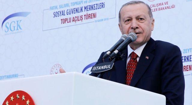 Cumhurbaşkanı Erdoğan: Seçimi kaybetsek de EYT işinde yokum