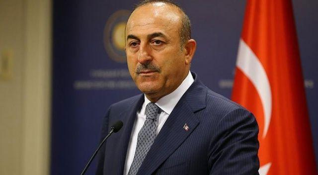 Dışişleri Bakanı Çavuşoğlu NATO Genel Sekreteri Stoltenberg ile görüştü