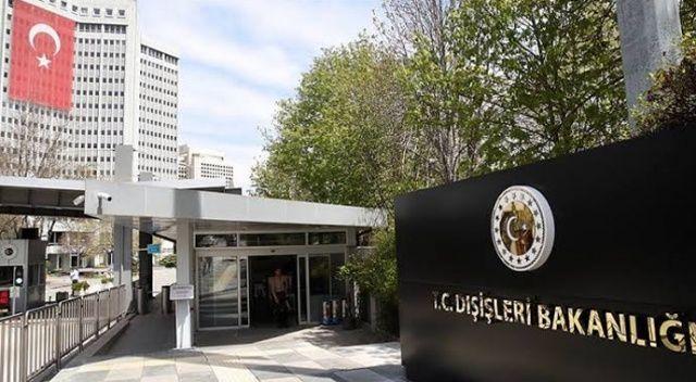 """Dışişleri Bakanlığı: """"Türkiye IMO Konsey üyeliğine seçildi"""""""