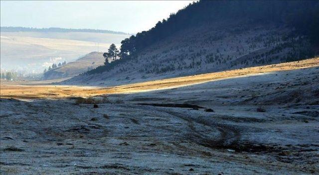 Doğu Anadolu'da soğuk hava etkisini gösteriyor