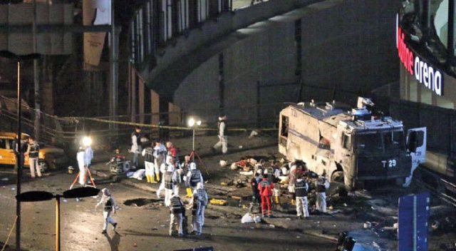 Dolmabahçe, Merasim Sokak ve Kayseri'nin failleri öldürüldüg