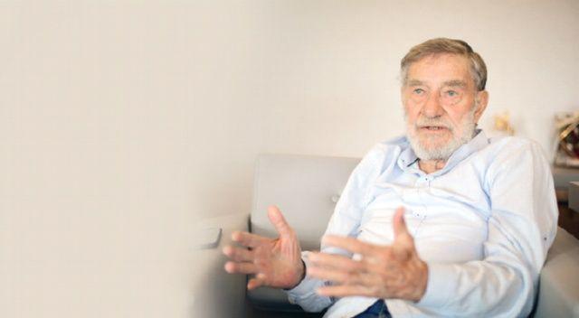 Duayen oyuncu Ahmet Mekin: Sayemde Al Yazmalım unutulmadı