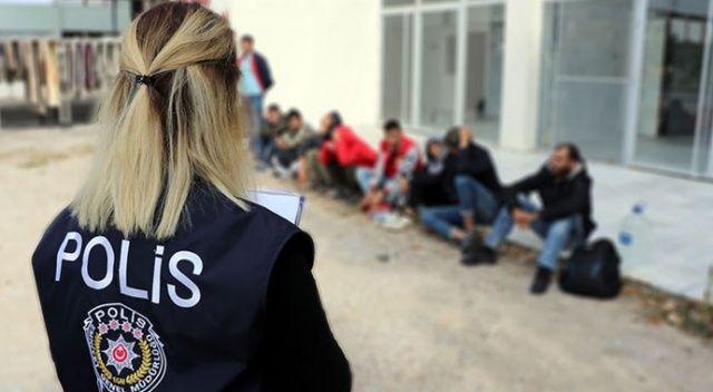 Düzensiz göçle İstanbul'a gelen 42 bin 888 kişi geri gönderildi