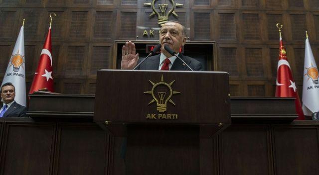 Erdoğan'dan ABD'ye: PYD'yi çekmezsen gerekeni yaparız
