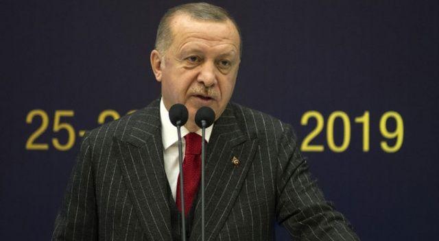 Erdoğan'dan modernistlere: Dini kendimize uydurmayalım