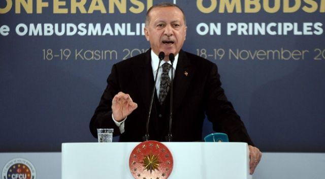 Erdoğan ilk defa açıkladı: 'Derdimiz petrol değil insan' dedik