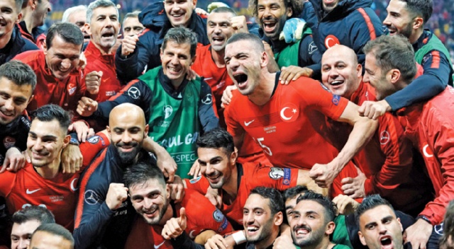 EURO 2020 kura çekimi bugün Bükreş'te yapılacak, yeni zaferlere Türkiye