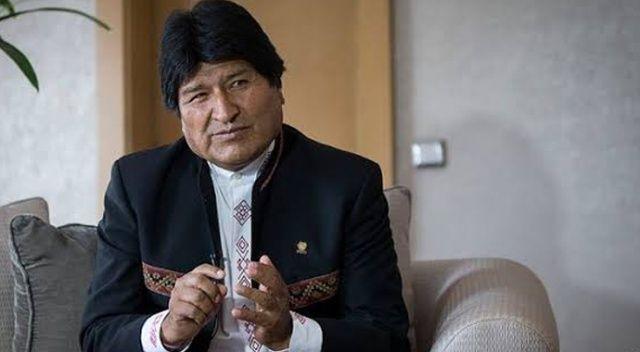 Evo Morales: Sağcılar beni istifa etmeye zorladı