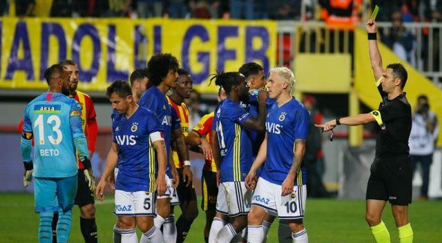 Fenerbahçe, ligde son 3 deplasmanda galip gelemedi