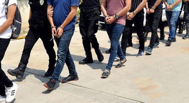 FETÖ'nün Hava Kuvvetleri yapılanmasına operasyon: 22 kişi yakalandı