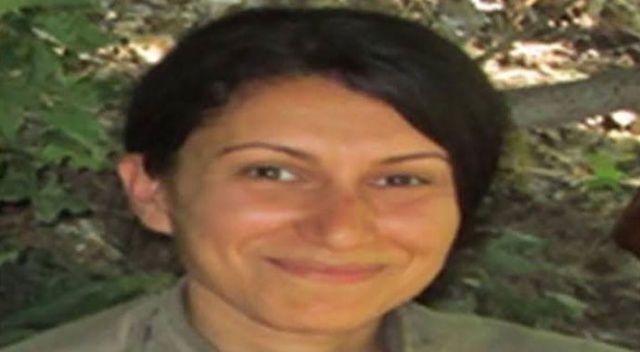 Gri listede 300 bin TL ödülle aranan terörist Semra Tuncer yakalandı