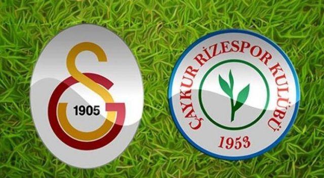 GS Rize Şifresiz İzle, Canlı İzle | GS Rizespor maçı canlı skor kaç kaç? (Galatasaray Rizespor beIN SPORTS canlı muhtemel 11'ler)