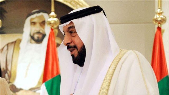 Halife bin Zayid Al Nahyan 4. kez BAE Devlet Başkanı seçildi