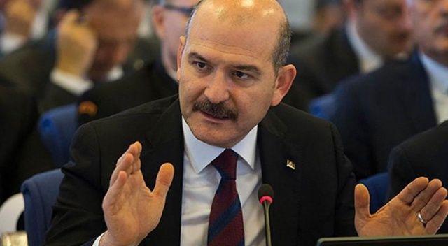 """İçişleri Bakanı Süleyman Soylu: """"HDP'nin toplantısından önce PKK toplanıp karar verdi"""""""
