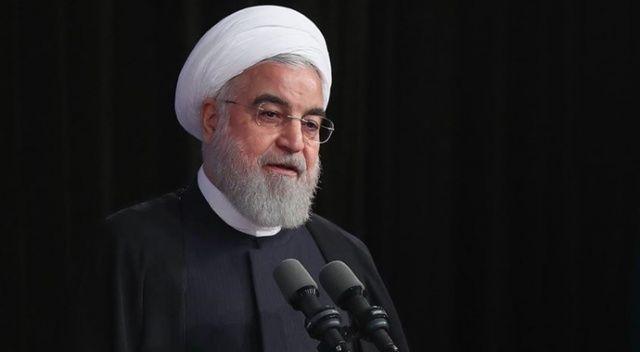 """İran Cumhurbaşkanı Ruhani: """"Nükleer anlaşmanın çökmesi dünyanın zararına olacaktır"""""""