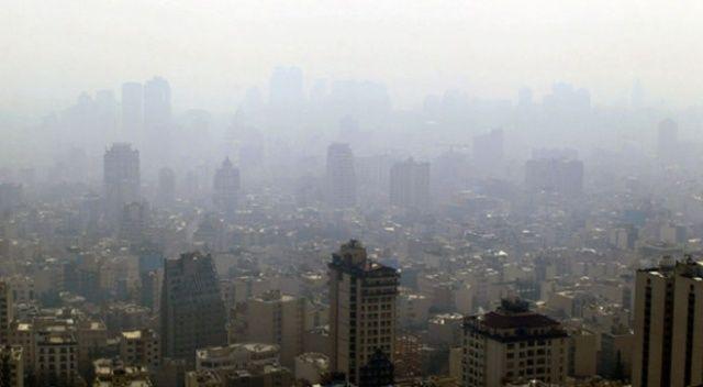 İran'da hava kirliliği rekor seviyede