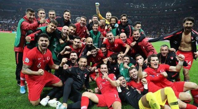 İşte EURO 2020'de Milli Takımımızın muhtemel rakipleri
