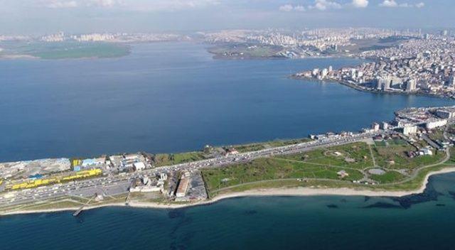 Kanal İstanbul'da  düğmeye  basıldı