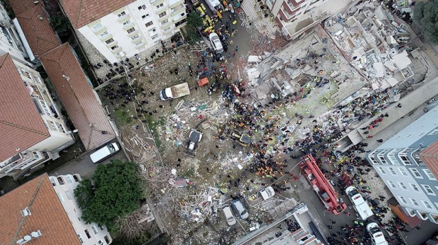Kartal'da çöken binaya ilişkin 39 belediye görevlisi hakkında soruşturma