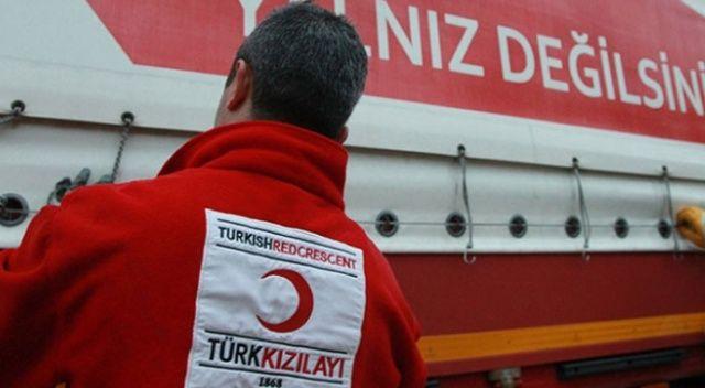 Kızılay'dan  iki milyon  gönüllü atağı
