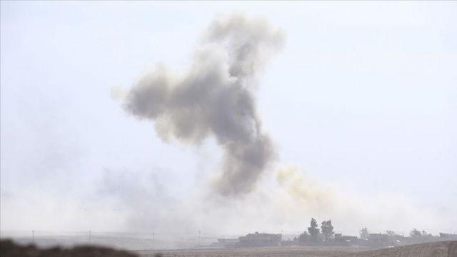 Koalisyon Güçlerinden Irak'ta DEAŞ hedeflerine 14 hava saldırısı
