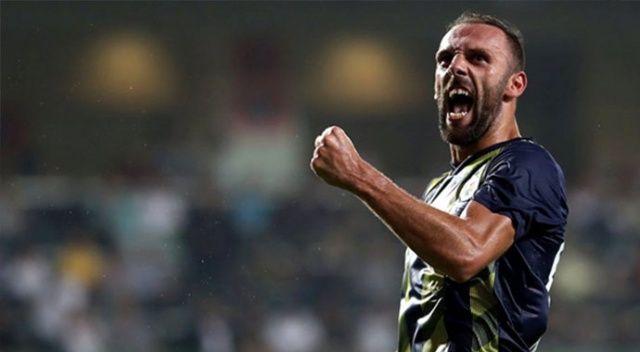 Lazio Vedat'a kanca attı