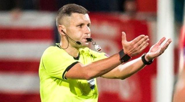 Litvanyalı hakem Gediminas Mazeika'dan skandal karar!