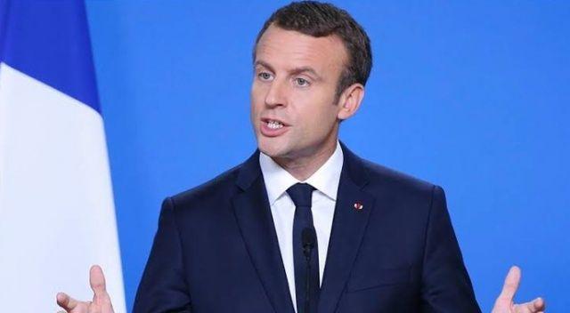 """Macron: """"NATO beyin ölümü yaşıyor"""""""