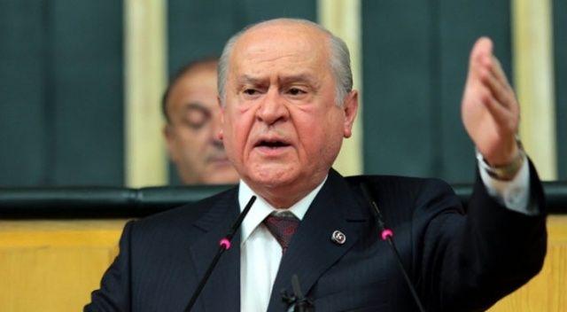 MHP Genel Başkanı Bahçeli'den Kılıçdaroğlu'na: 'Projeyle geldi, projeyle gidecek gibi gözüküyor'