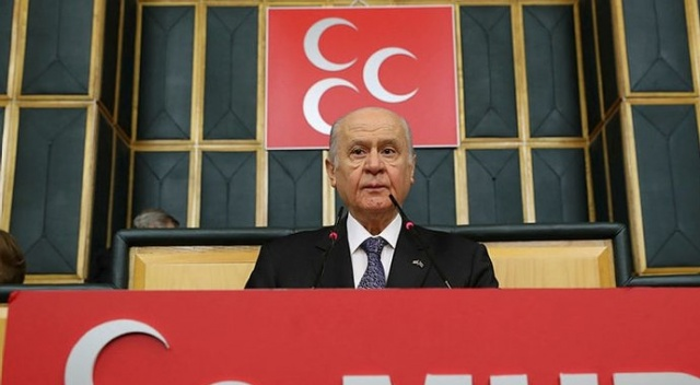 MHP Lideri Devlet Bahçeli'den 'Kandil' mesajı
