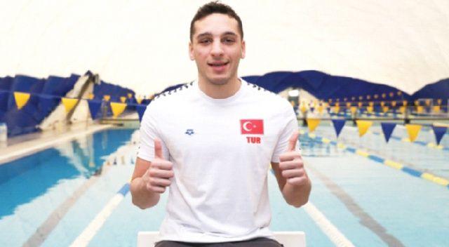 Milli yüzücümüz Ümit Can Güreş'in başarı hikayesi
